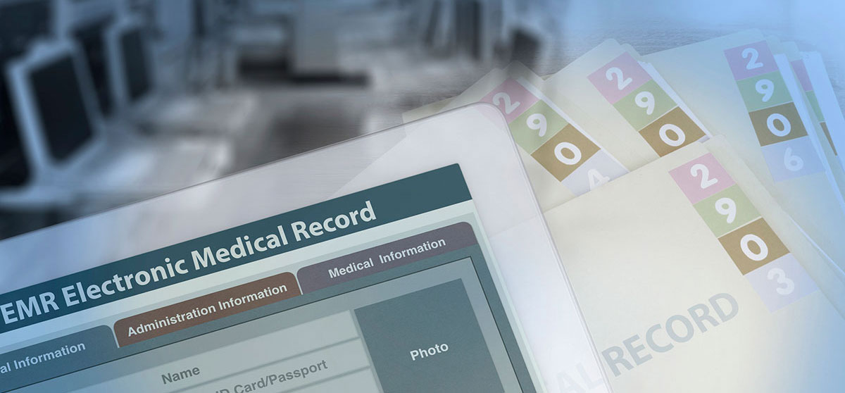 medical record wound care